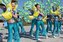 V sobotu 16. června 2012 se v Tlumačově konala akce Odpoledne pro celou rodinu, která byla spojená se slavnostním otevřením tamního zrekonstruovaného parku.