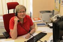 Eva Čapková, ředitelka Dětského domova a Základní školy ve Vizovicích