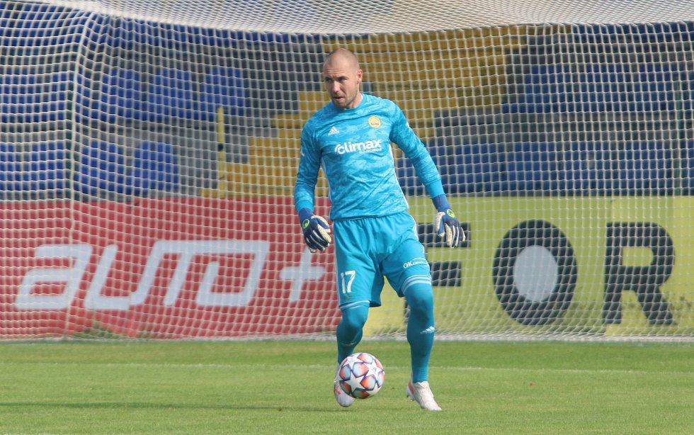 Fotbalisté Brna v posledním přípravném zápase před novou sezonou remizovali s Brnem 1:1.