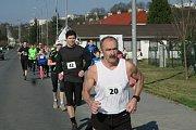 Běh na 2 míle Zlín, Duben 2017