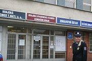 Kriminálka udělala razii v Krajské nemocnici T. Bati. Prověřuje její hospodaření