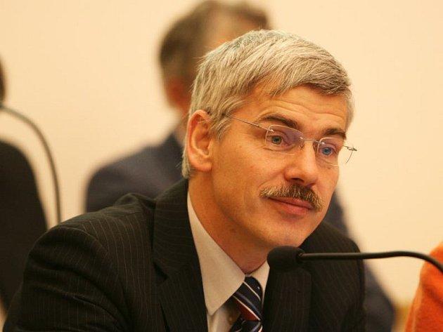 Zdeněk Mikel, nový šéf Baťovy nemocnice