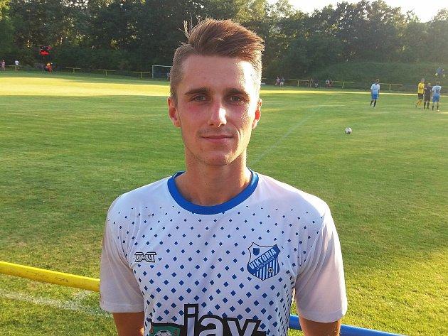 Otrokovický fotbalista Tomáš Mlýnek se v předkole MOL Cupu blýskl hattrickem.