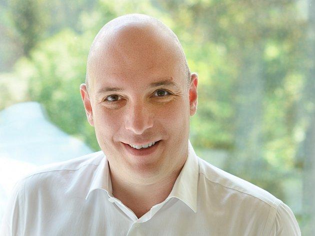 Tomáš Blabla, generální ředitel Resortu Valachy Velké Karlovice