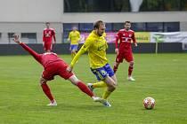 Zkušený zlínský útočník Tomáš Poznar se zápase proti Třinci střelecky neprosadil. V první půli nastřelil pouze břevno.