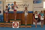 Gymnastice Zlín se na prahu sezony daří