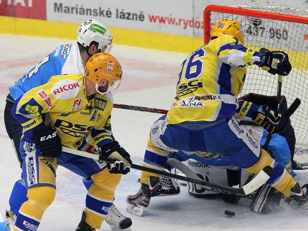Extraliga play off finále Plzeň vs. Zlín 19. 4.
