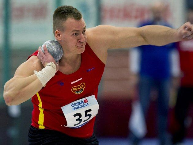 Martin Stašek bude patřit mezi favority soutěže koulařů.
