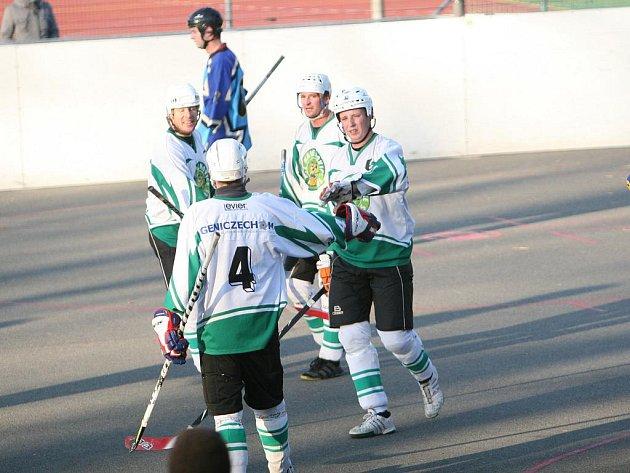 Hokejbal Malenovice -Poruba