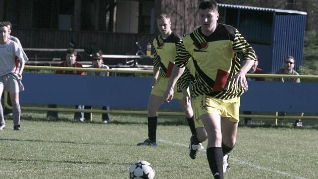 Fotbalisté Lukova