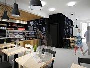 Nové Bistro plánují otevřít v krajské nemocnici ve Zlíně.