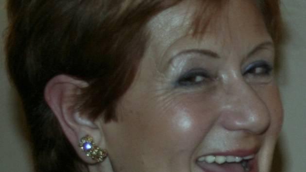 Zlínská primátorka Irena Ondrová