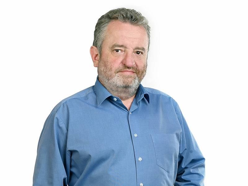 Robert Stržínek (ANO) 52 let, Valašské Meziříčí, je starostou města Valašské Meziříčí