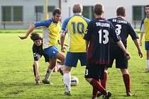 Fotbal IV. třída: Lukov B (černí) - SK Zlín