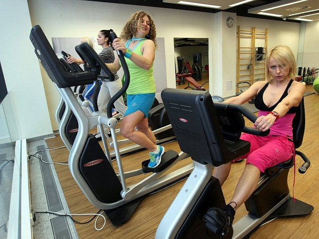 VITA SANA CLUB – Fitness a wellness centrum ve Zlíně