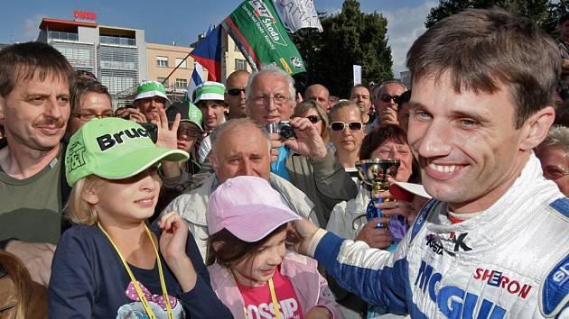 Roman Kresta se chystá znovu na start v rally.