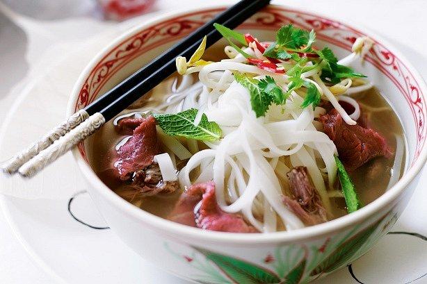 Vietnamská kuchyně.