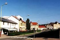 Vizovické náměstí