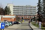 Krajská nemocnice T. Bati  Budova Interny