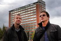 Martin Rainer a Michal Wievegh