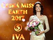 Brno 23.9.2017 - finálový galavečer České Miss 2017 v brněnské DRFG aréně.