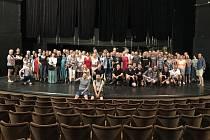 Po letních prázdninách se do práce vrátili herci a zaměstnanci Městského divadla Zlín.