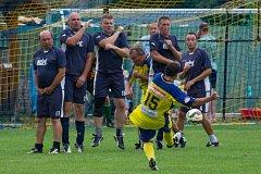 Fotbalový turnaj v Sehradicích 2017.