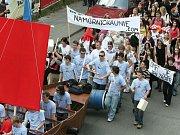 Majáles 2008 ve Zlíně