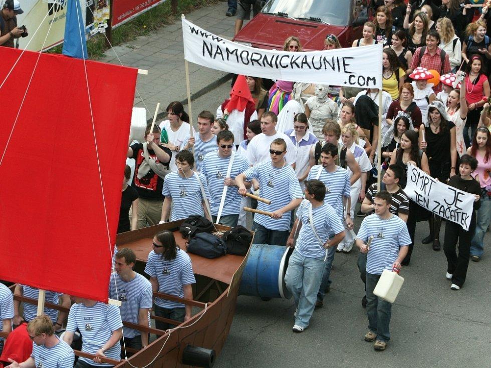 Majáles 2007 - Zlín