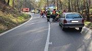 Tragická srážka dvou motorkářů u Zádveřic - Rakové