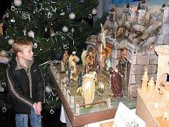 Výstava betlémů ve Hvozdné