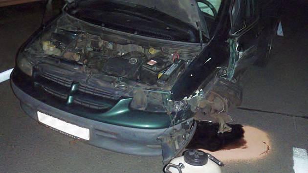 Celkem u šesti nehod zasahovali během pondělí 19. října hasiči v celém Zlínském kraji.