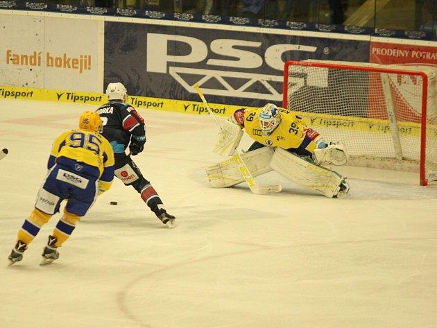 PSG Zlín - Chomutov.