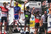 Foto ze závodu o Cenu Krnova, který se jel jako mistrovství Slezského poháru 2018