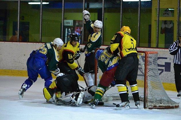 Hokejový ART si vyšlápl na vicemistra. Ilustračníí foto