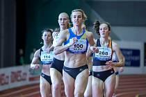 Velezkušená běžkyně Kateřina Hálová přidala do své bohaté sbírky další cenný kov.