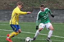 Sedmnáctiletý útočník Patrik Slaměna nastřílel v dorostenecké lize třináct gólů. V zimě nastoupí do přípravy s ligovým Zlínem.