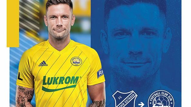 Fotbalisty Zlína posílil zkušený krajní obránce či záložník Martin Fillo.