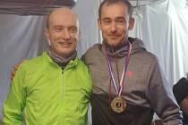 Běh Štědrým ránem ve Štítné nad Vláří 2018