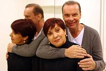Dagmar Pecková a Štefan Margita