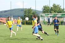 Fotbal: Mladcová - Ostrožská Nová Ves