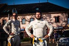 Rally pilot ze Zlína a rodák z Holešova Adam Lahola