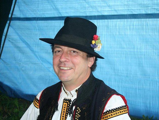 Pavel Holub je folkloristou tělem i duší už od dětských let.