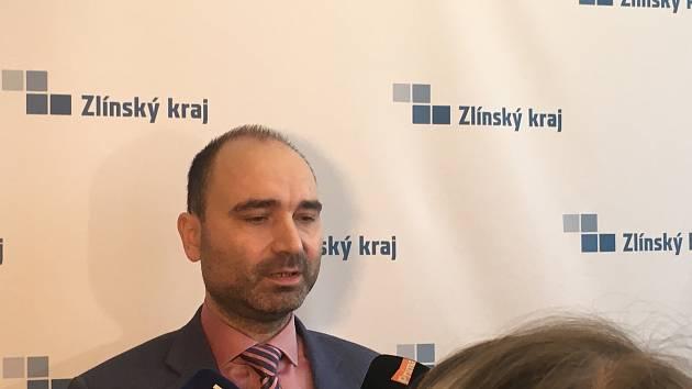 Generální ředitel Arriva Transport Česká republika Daniel Adamka.