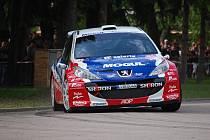 Roman Kresta se postaví na start  Agrotec Mogul rally Hustopeče.