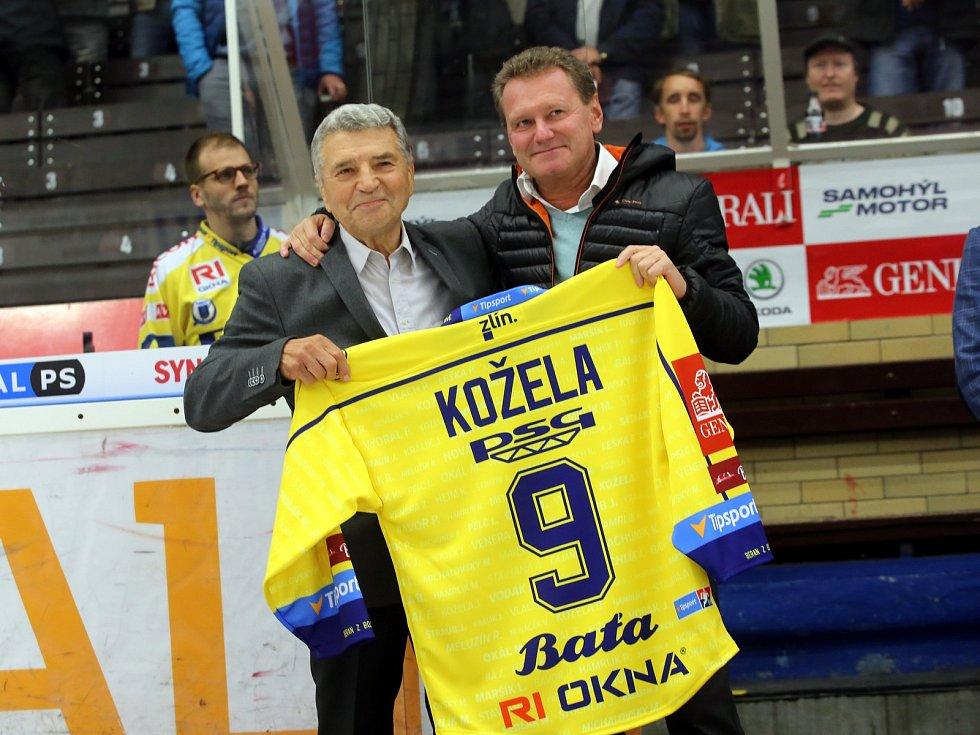 hokej PSG Berani Zlín  - HC Plzeň 1929