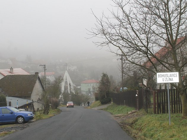 Bohuslavice u Zlína