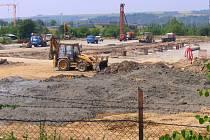 Stavba Kauflandu již začala, měl by se otevřít do Vánoc