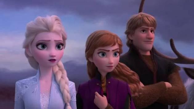 Ledové království 2.