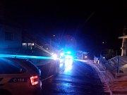 ve Zlíně uhořeli při požáru rodinného domu dva lidé.